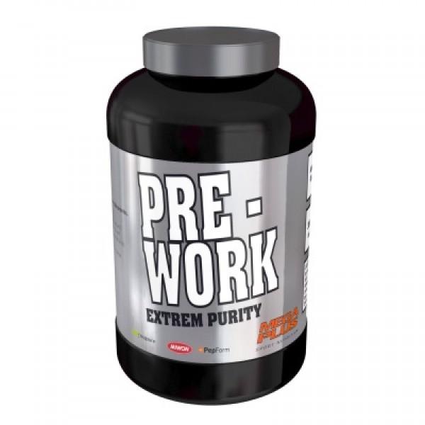Pre-work  extr purity cola