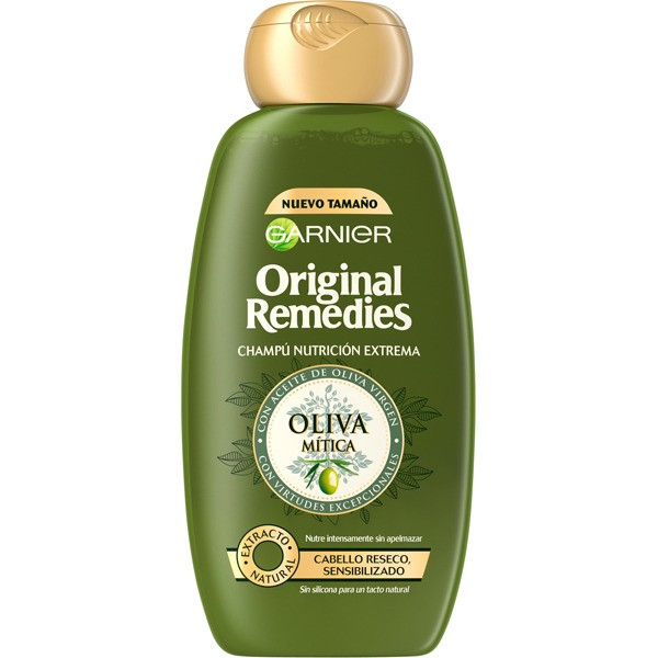 Garnier original remedies champu oliva mitica 300 ml