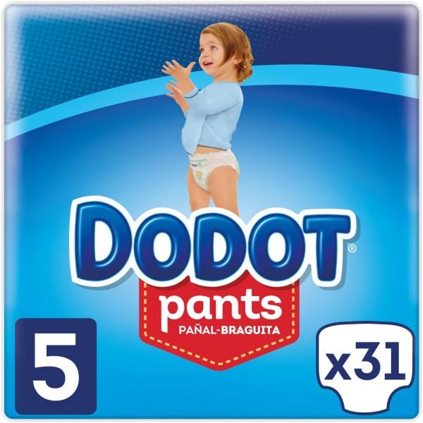 Dodot pants t5 12-17 kg . 31 u