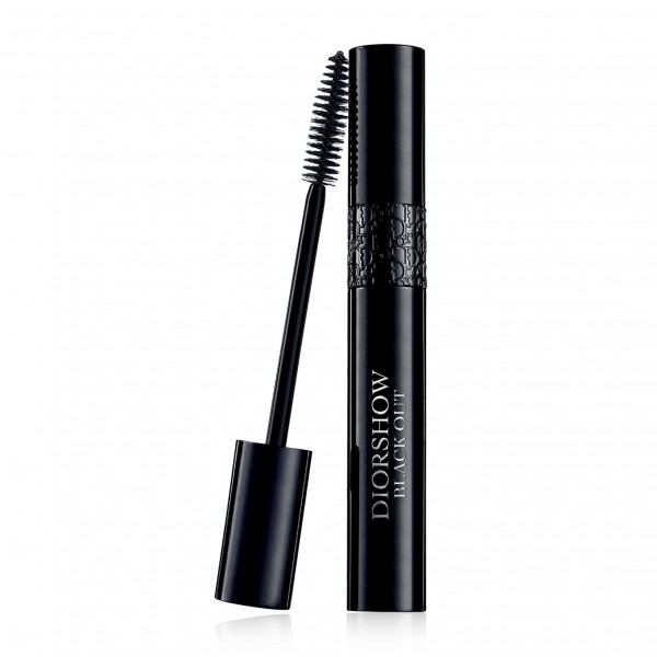 Dior diorshow mascara de pestañas 099 black-out noir