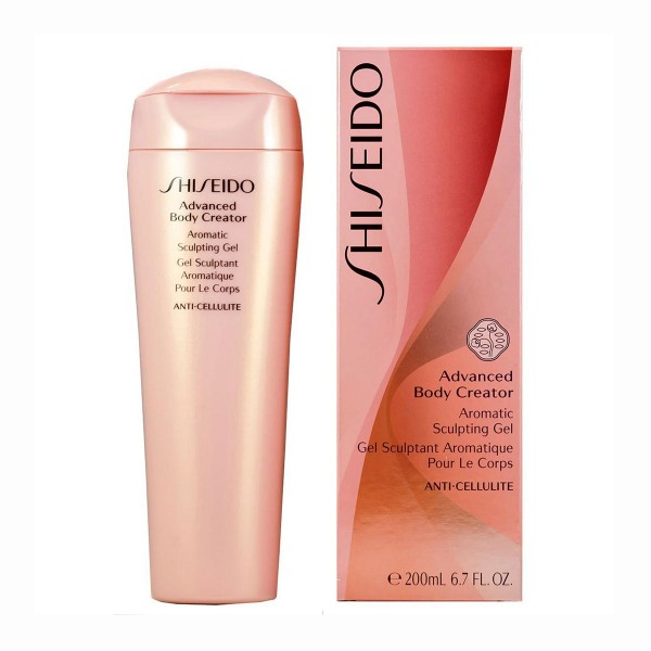 Shiseido body creator sculpting gel aromatic 200ml