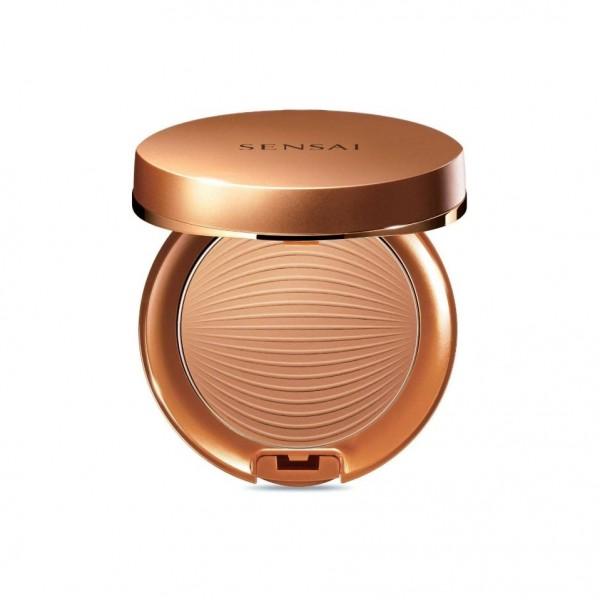 Kanebo sensai silky bronze anti ageing sun care compact spf30 sc02