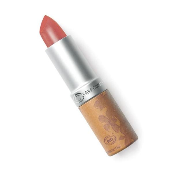 Couleur caramel rouge a levres glossy barra de labios 224 rust brown