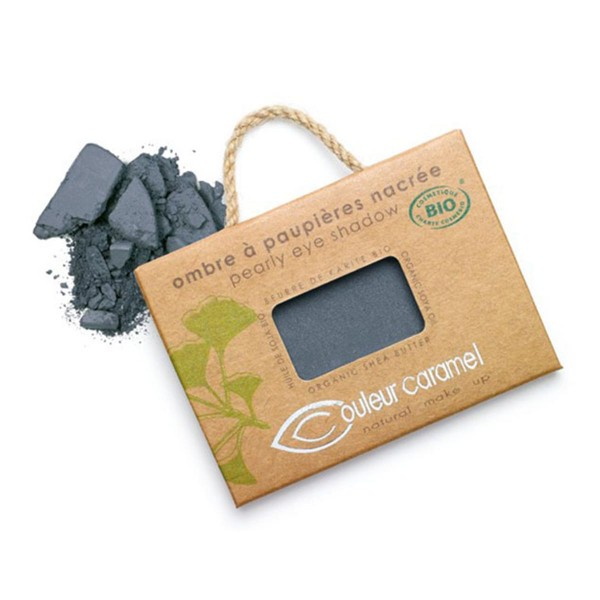 Couleur caramel ombre a paupieres mate sombra de ojos 49 pearly anthracite grey