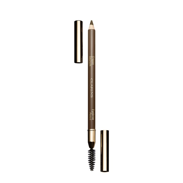 Clarins crayon sourcils eyebrow pencil 03 soft blond