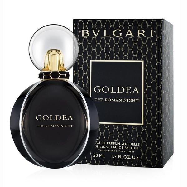 Bvlgari goldea the roman night eau de parfum 50ml vaporizador
