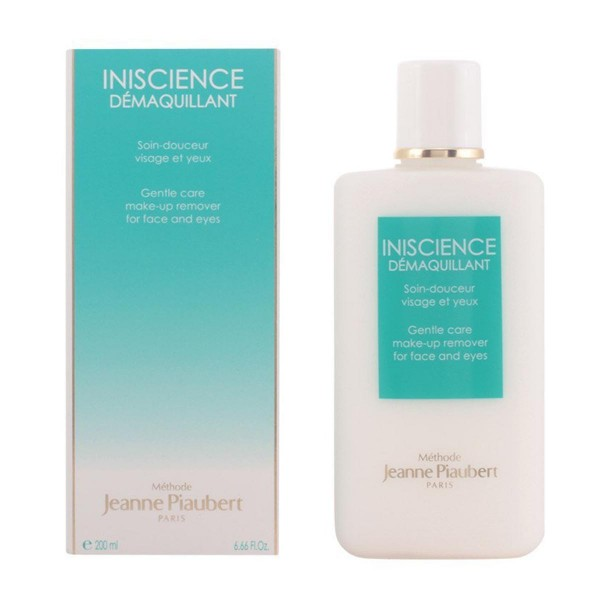 Jeanne piaubert iniscience demaquillant make-up remover 200ml