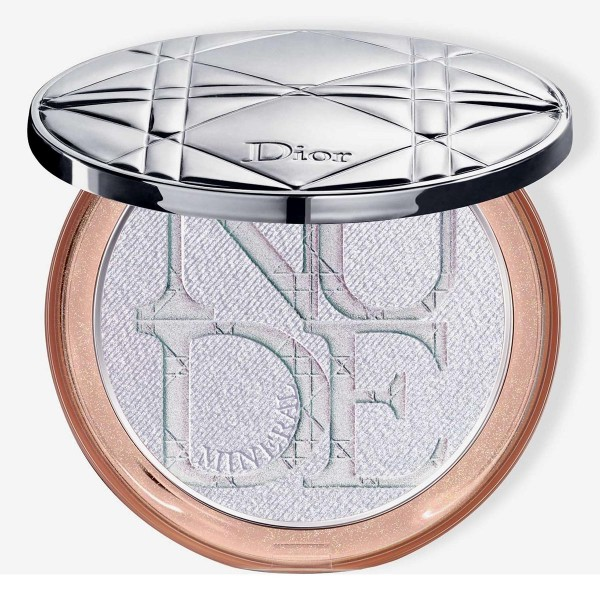 Dior diorskin mineral luminous polvos 06 holographic glow