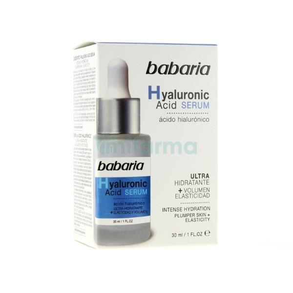 Babaria hyaluronic serum 30ml