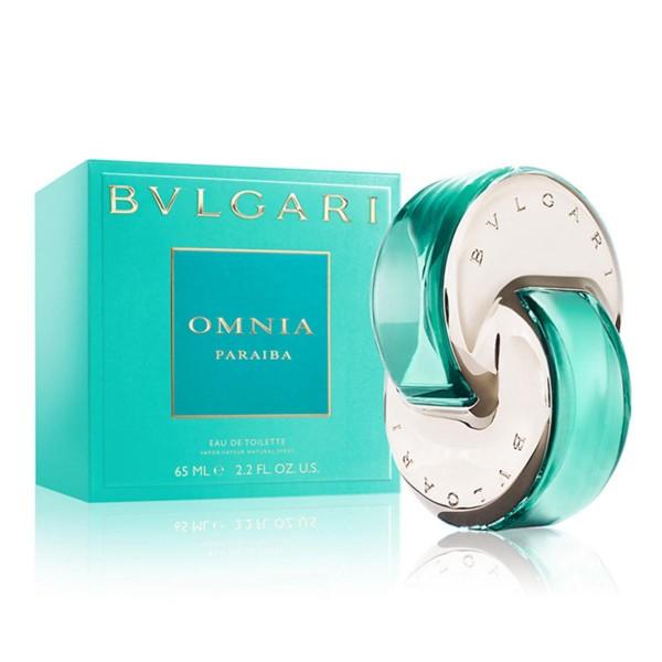 Bvlgari omnia paraiba eau de toilette 25ml