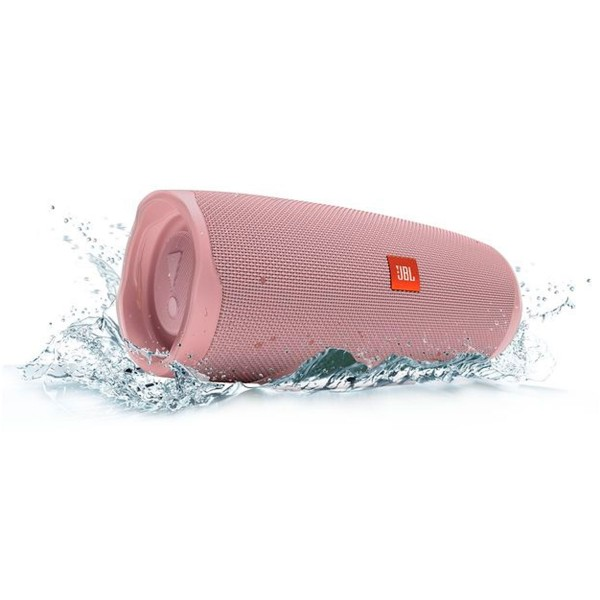 Jbl charge 4 rosa altavoz inalámbrico portátil 30w bluetooth impermeable ipx7