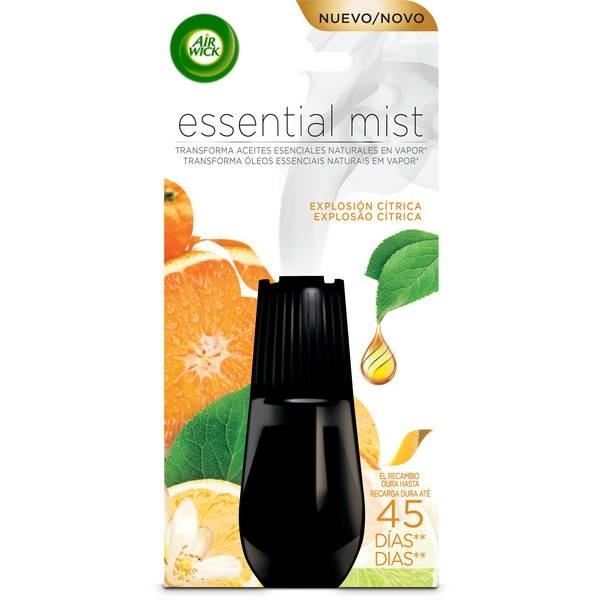 Air Wick Ambientador Essential Mist recambio 20 ml