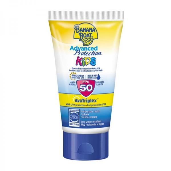 Banana boat advanced protection kids spf50 sun lotion 60ml
