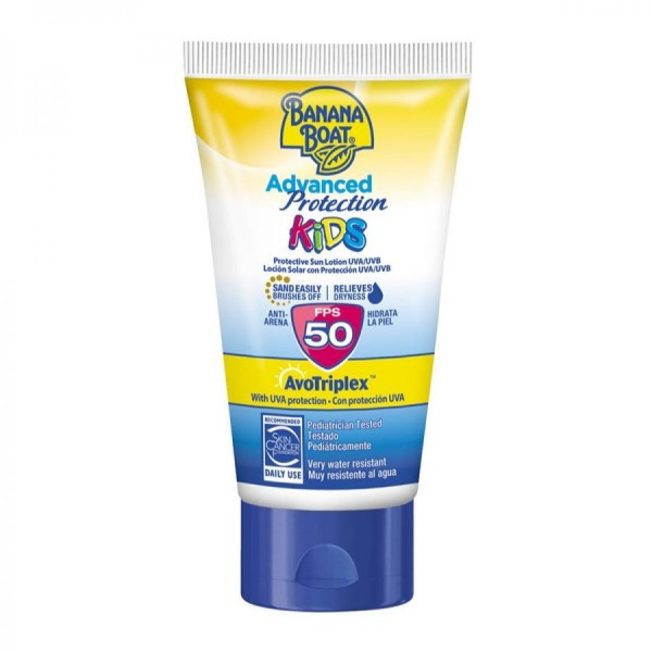Banana boat advanced protection baby spf50 sun lotion 60ml