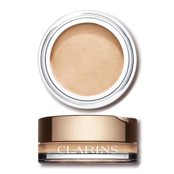 Clarins eyeshadow mono 01 white shadow