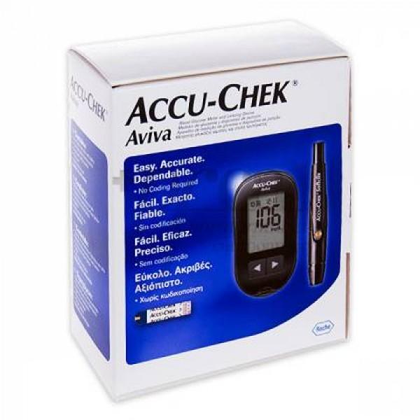 ACCU-CHEK AVIVA MEDIDOR GLUCOSA R06988580037