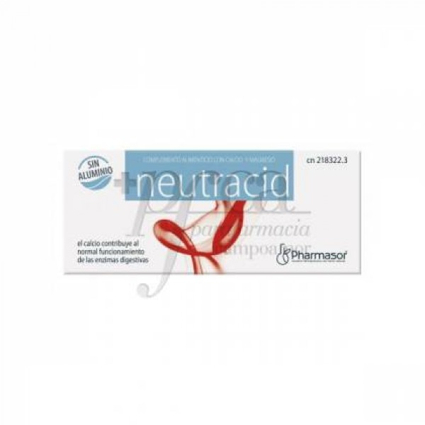 PHARMASOR NEUTRACID 40 COMP