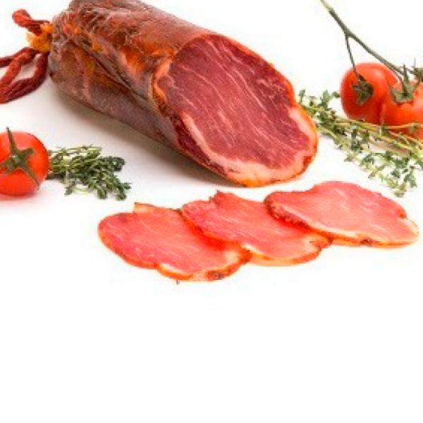 Caña de lomo de Producción Ecológica sin gluten/sin lactosa 400 grs.