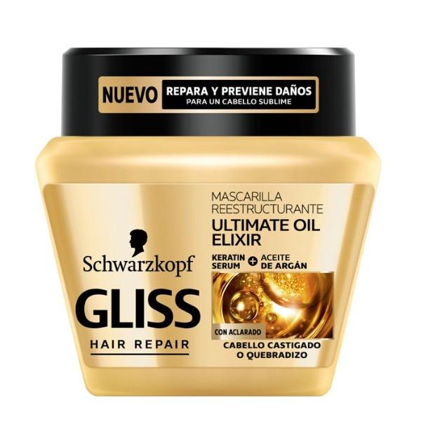 Schwarzkopf Gliss Mascarilla Oil Elixir