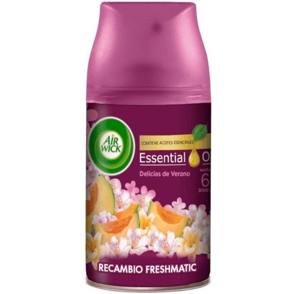 Air wick freshmatic recambio Delicias de Verano 250 ml