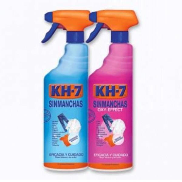 KH-7 Sin Manchas Dúo 750 ml + 750 ml