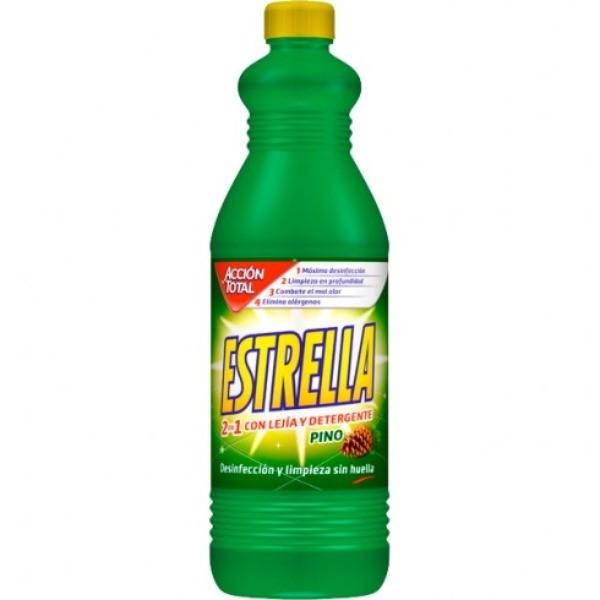 Estrella Lejia y detergente Pino 1.350ml