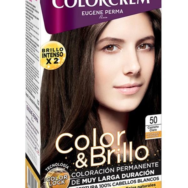 COLOCREM Tinte nº50 Castaño Claro