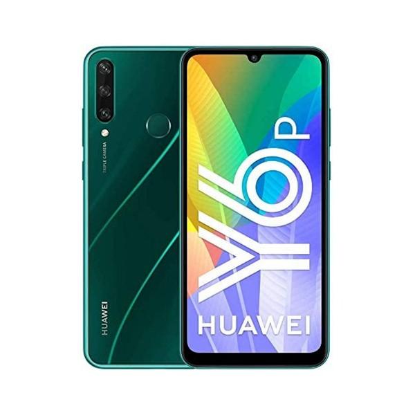 Huawei y6p green móvil 4g dual sim 6.3'' ips hd+/8core/64gb/3gb ram/13+5+2mp/8mp