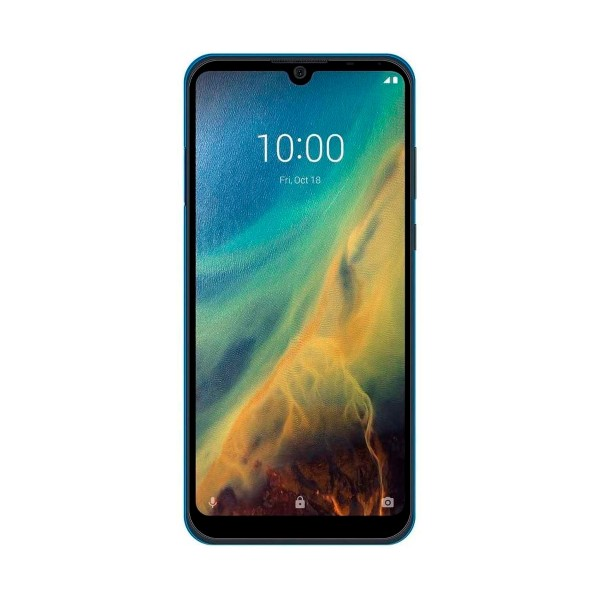 Zte blade a5 2020 azul móvil dual sim 4g 6'' hd+ octacore 32gb 2gb ram dualcam 13mp selfies 8mp
