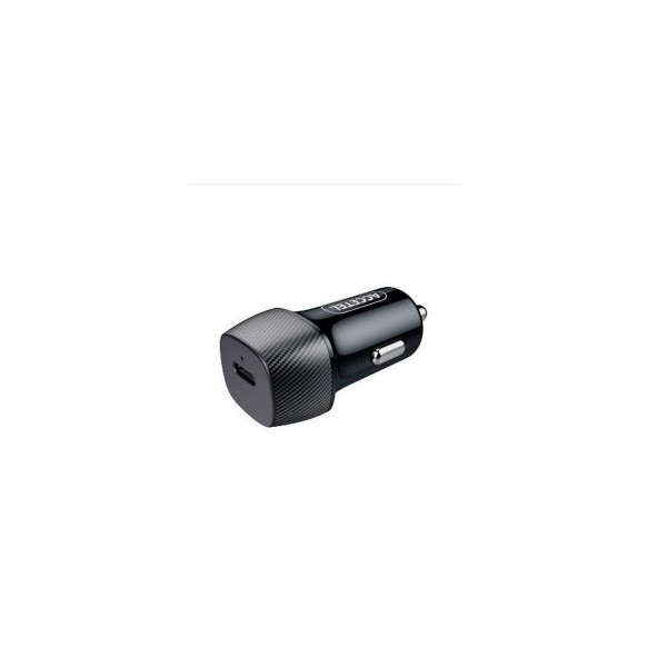 Jc cc290 cargador de coche type-c 18w/carga rápida/